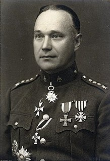 Herbert Brede Estonian general