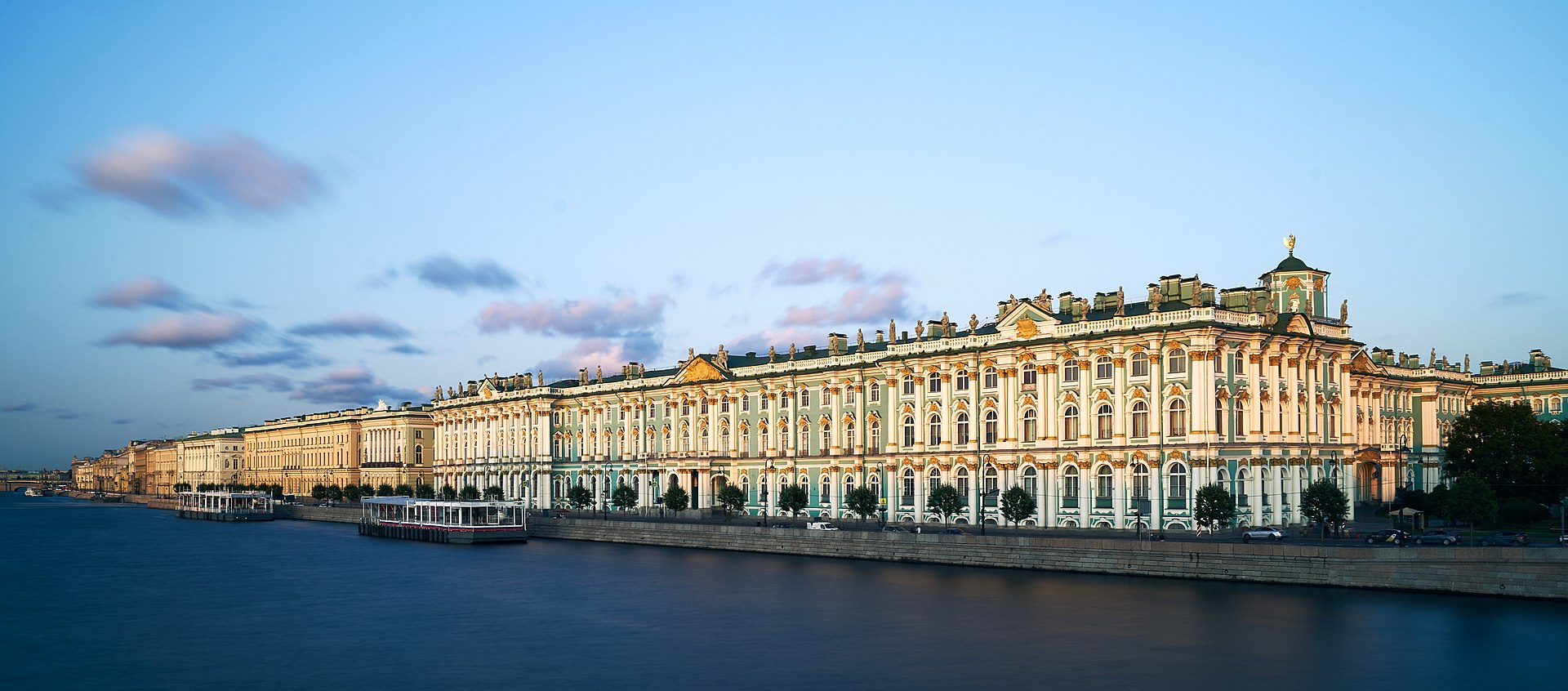 Hermitage Museum In Russia