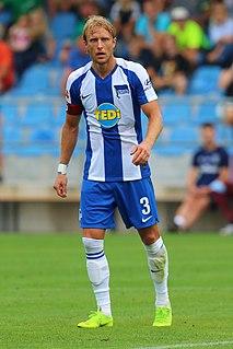 Per Ciljan Skjelbred Norwegian footballer