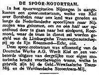 Het Vaderland vol 055 1923-05-19 Avondblad De spoor-motortram.jpg