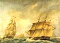 Het fregat Zr.Ms. 'Diana' en het korvet Zr.Ms. 'Triton', 1837.png
