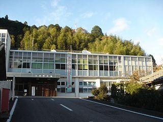 Hichisō, Gifu Town in Chūbu, Japan