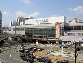 Hirakatashi Station - Hirakatashi Station, September 2006