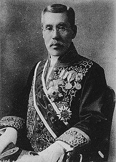 Hiranuma Kiichirō Japanese politician