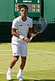Hiroki Moriya 15, 2015 Wimbledon Qualifying - Diliff.jpg