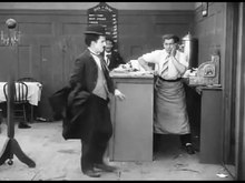 Berkas:His Trysting Place 1914 CHARLIE CHAPLIN MABEL NORMAND Mack Sennett.webm
