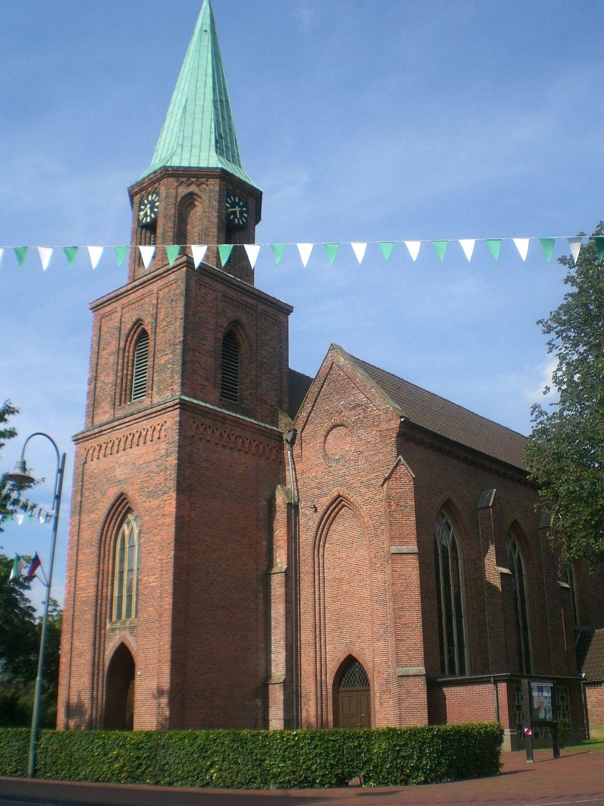 Kirche Holdorf