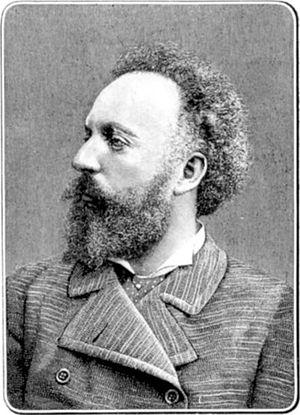 Holger Drachmann - Holger Drachmann 1888