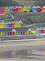 Holiday chalets, North Bay, Scarborough - geograph.org.uk - 791197.jpg