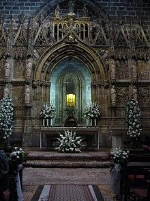 Il santo cáliz della Cattedrale di Valencia