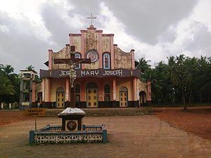 Brahmavar - Holy Family Church Brahmavara