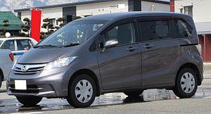 Honda Freed - Image: Honda Freed 0273