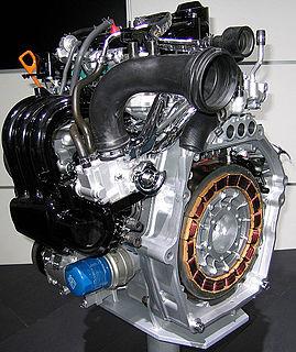 Integrated Motor Assist