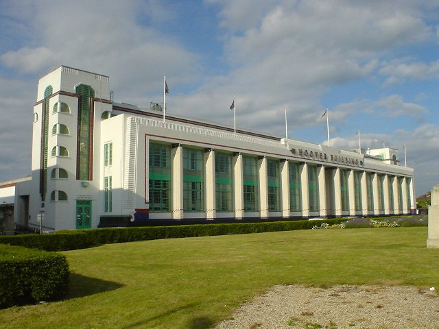 Hoover Building 1