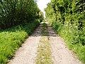 Hop-Yard Lane, Tuxford, Nottinghamshire - geograph.org.uk - 167689.jpg
