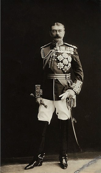 Battle of Abu Hamed - Field-Marshal Horatio Herbert Kitchener