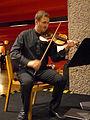 Horizon string quartet at Wikimania 2014 04.jpg