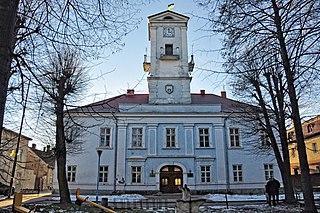 Horodok, Lviv Oblast City in Lviv Oblast, Ukraine