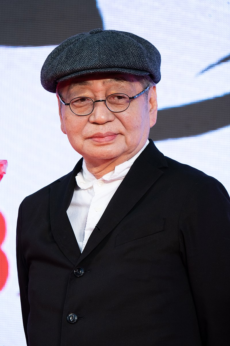 """Hosono Haruomi from """"No Smoking"""" at Opening Ceremony of the Tokyo International Film Festival 2019 (49013189233).jpg"""