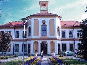 Friedrichstadt (Dresden) - Palace exterior