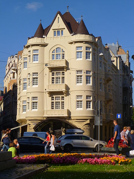 The former building of the Scottish Cafe Hotel-Atlas-2014.JPG