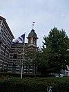 hotel annex sociëteit de harmonie in winschoten ca. 1850 - 3