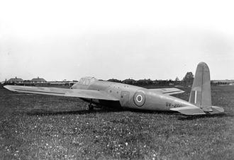 General Aircraft Hotspur - Hotspur Mk II, from RAF Air Technical Publications Collection, c. 1943