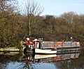 Houseboat on the Beeston Canal - geograph.org.uk - 1062232.jpg