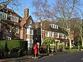 Houses in Redington Road, NW3 - geograph.org.uk - 1088187.jpg