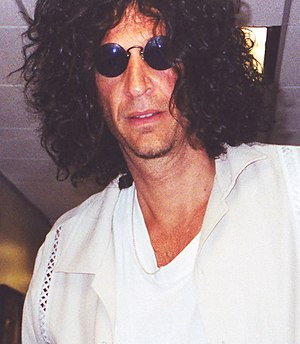 Howard Stern television shows - Stern in 2000.