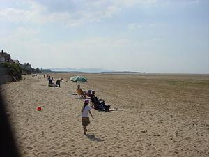 Hoylake - Image: Hoylake Beach