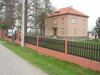 Josef Lada - Image: Hrusice CZ villa of Josef Lada 330