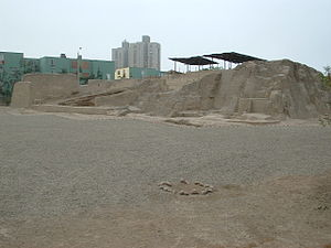 Ichma culture - Huaca San Borja Archaeological site