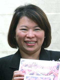 Huang Min-hui Taiwanese politician