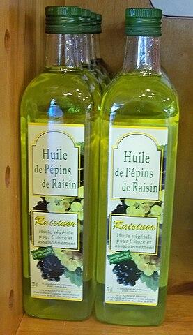 Viinamarjaseemneõli