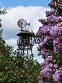 Hulda Klager Lilac Gardens water tower - Woodland Washington.jpg