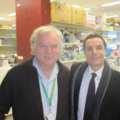 Humberto Silva and Michael Houghton.png
