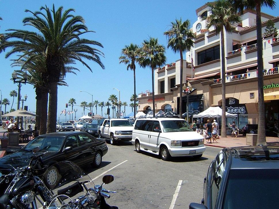 Huntington Beach CA USA