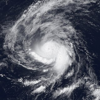 Hurricane Humberto (1995) Category 2 Atlantic hurricane in 1995