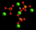 Hydroxylapatit (auch Hydroxyapatit, Apatit-(CaOH), dargestellt von Avogadro).png