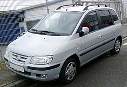 Hyundai Matrix (2001–2005)