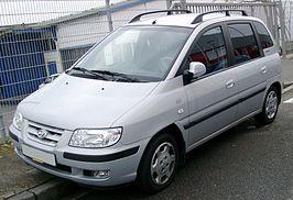 Hyundai Matrix Wikipedia