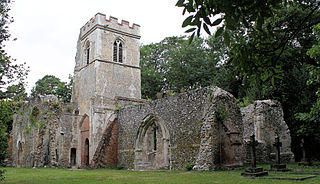 Old St Lawrence Church, Ayot St Lawrence