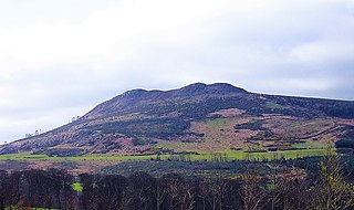 Little Sugar Loaf Mountain in Wicklow, Ireland