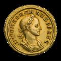 INC-2955-a Ауреус. Кар. Ок. 282—283 гг. (аверс).png