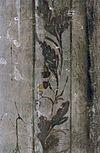 interieur, eerste verdieping, voorzijde, schilderingen, detail - tiel - 20291300 - rce