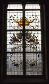 interieur, glas in loodraam - drachten - 20261677 - rce