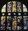 interieur, overzicht glas in loodraam - rotterdam - 20264933 - rce