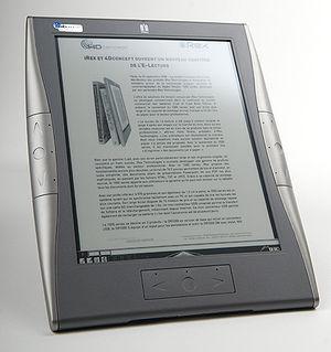 Digital Reader 1000 - Image: I Rex DR1000