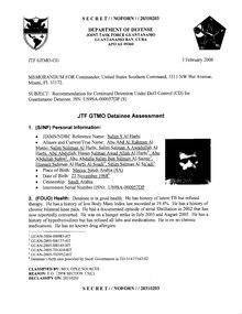 ISN 00057, Salim S Al Harbi's Guantanamo detainee assessment.pdf